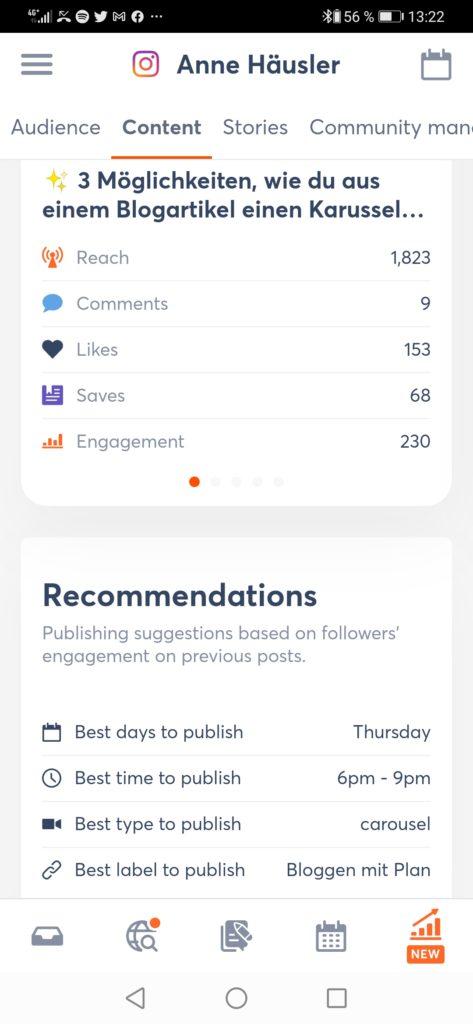 beste app fuer blogger