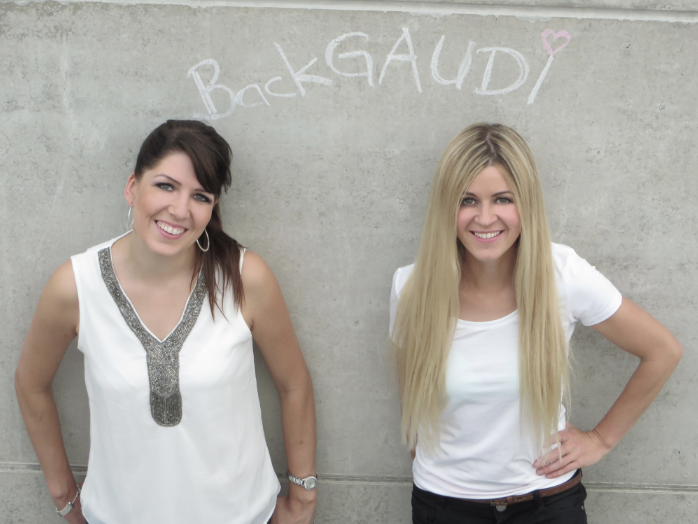 NICOLA UND DIANA VON BACKGAUDI {MEET THE BLOGGER}