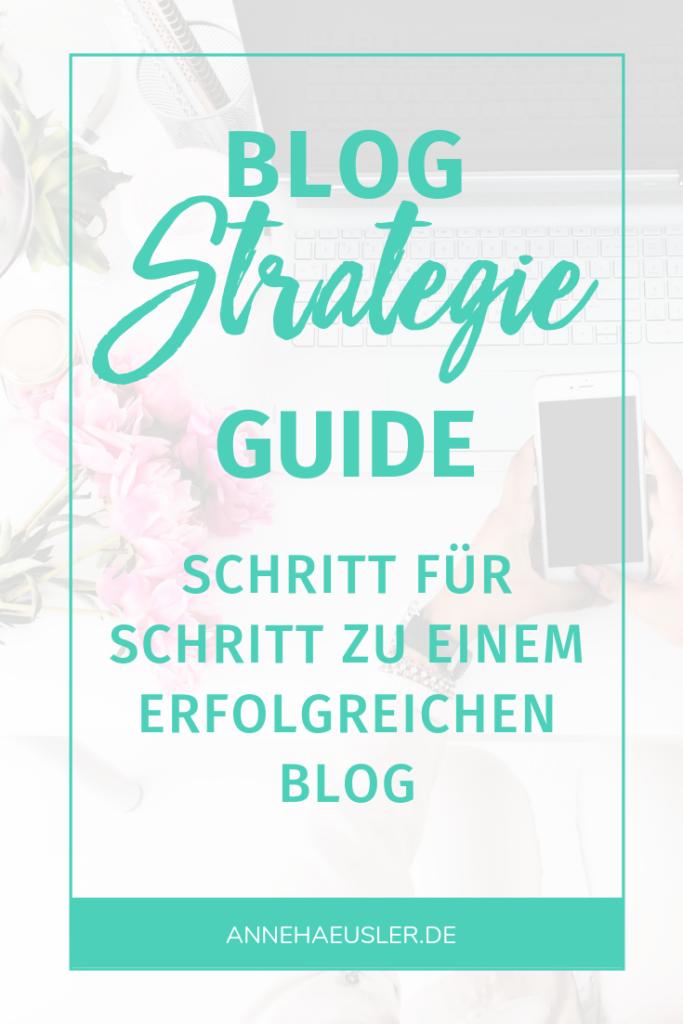 Blog Strategie Guide: Schritt für Schritt zu einer erfolgreichen Blog Strategie
