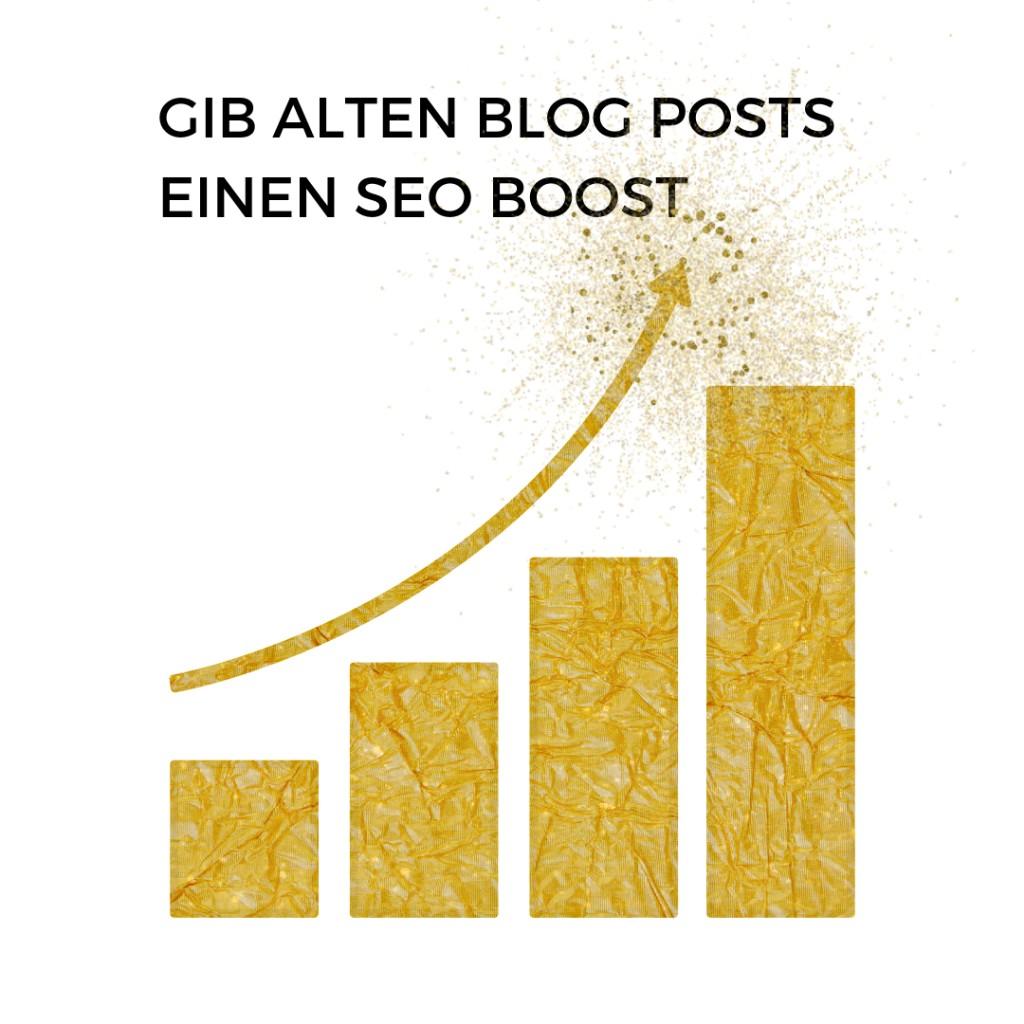So optimierst du alte Blog Posts für SEO